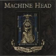 Click here for more info about 'Machine Head - Killers & Kings - RSD - High Preistess Sleeve'