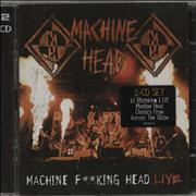 Click here for more info about 'Machine Head - Machine F++king Head Live'