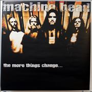 Click here for more info about 'Machine Head - The More Things Change'