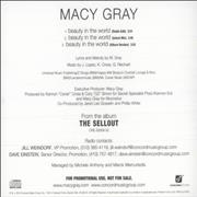 Click here for more info about 'Macy Gray - Beauty In The World'