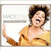 Click here for more info about 'Macy Gray - Finally Made Me Happy'