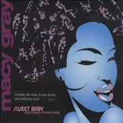 Click here for more info about 'Macy Gray - Sweet Baby'