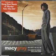 Click here for more info about 'Macy Gray - Why Didn't You Call Me'