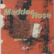 Click here for more info about 'Madder Rose - Panic On'