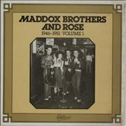 Click here for more info about 'Maddox Brothers & Rose: 1946 - 1951 Volume 1'