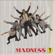 Click here for more info about 'Madness - 7 - Seven - Sealed'