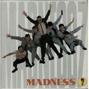 Madness 7 Mexico vinyl LP