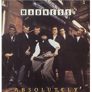 Madness Absolutely + Inner Portugal vinyl LP