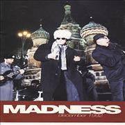 Click here for more info about 'Madness - Another Step Beyond December 1992 + ticket stub'