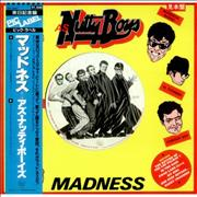 Click here for more info about 'Madness - As Nutty Boys'