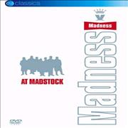Madness At Madstock UK DVD