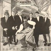 """Madness Baggy Trousers - P/S Netherlands 7"""" vinyl"""