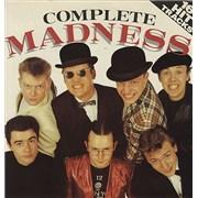 Madness Complete Madness UK vinyl LP