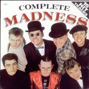Madness Complete Madness Mexico vinyl LP
