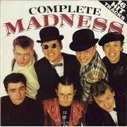 Madness Complete Madness Belgium vinyl LP