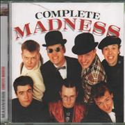 Click here for more info about 'Madness - Complete Madness'