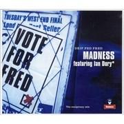 Madness Drip Fed Fred UK 2-CD single set
