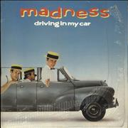 Click here for more info about 'Madness - Driving In My Car'