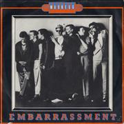 Click here for more info about 'Madness - Embarrassment - P/S - Pink Label'