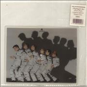 Madness Ghost Train UK shaped picture disc