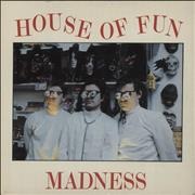 Click here for more info about 'Madness - House Of Fun - Picture sleeve'