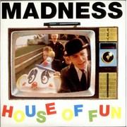 "Madness House Of Fun UK 7"" vinyl"