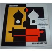 "Madness I Pronounce You - Box Set UK 7"" box set"