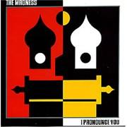 "Madness I Pronounce UK 7"" vinyl"