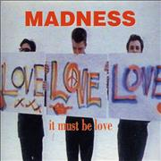 Click here for more info about 'Madness - It Must Be Love'