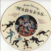 Click here for more info about 'Madness - Keep Moving'