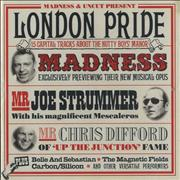 Madness London Pride UK CD album Promo