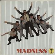 Madness Madness 7 UK vinyl LP