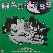 Madness Madness USA poster Promo