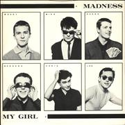 Click here for more info about 'Madness - My Girl'