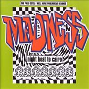 Click here for more info about 'Madness - Night Boat To Cairo'