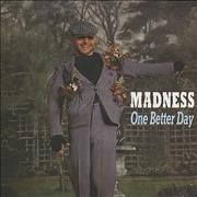 Click here for more info about 'One Better Day - Poster Sleeve'