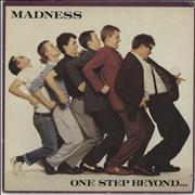 Click here for more info about 'Madness - One Step Beyond... - Picture sleeve'