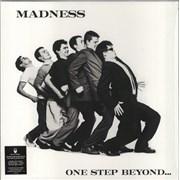 Madness One Step Beyond... - Cherry Red Vinyl UK vinyl LP