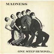 Madness One Step Beyond - Misprint UK vinyl LP