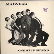Madness One Step Beyond - price stickered p/s UK vinyl LP