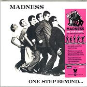 Madness One Step Beyond 35th Anniversary Edition UK 2-disc CD/DVD set