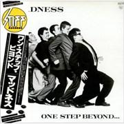 Madness One Step Beyond Japan vinyl LP