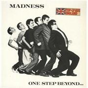 Madness One Step Beyond Germany vinyl LP
