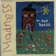 "Madness Our House Australia 7"" vinyl"