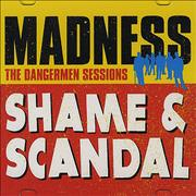 Madness Shame & Scandal USA CD-R acetate Promo