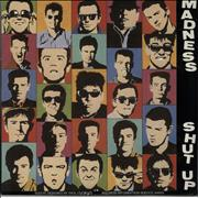 "Madness Shut Up UK 12"" vinyl"
