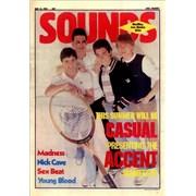 Madness Sounds - 12th May 1984 UK magazine