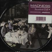 Click here for more info about 'Madness - Sweetest Girl'