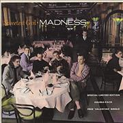 """Madness Sweetest Girl UK 7"""" vinyl"""