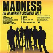 Madness The Dangermen Sessions USA CD-R acetate